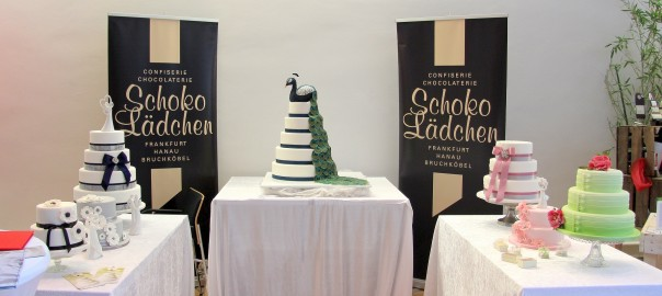 Cake-of-the-Art_Pfau_Hochzeitsmesse Hanau